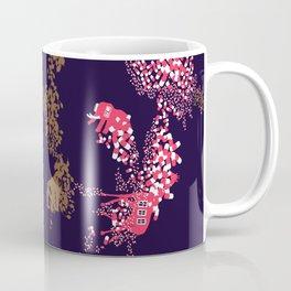 Animals & Pills by Yutaka Sho Coffee Mug