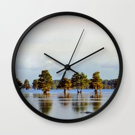 Morning Swim? Wall Clock