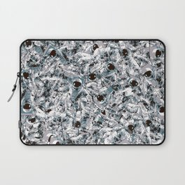 Crowded Space Laptop Sleeve