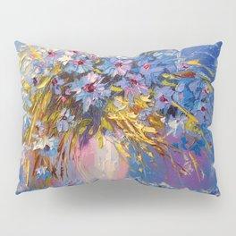 Bouquet of cornflowers Pillow Sham