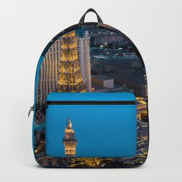 Vegas Strip - Paris Backpack