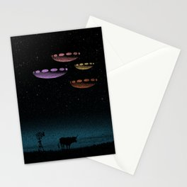 Mysteries of the Night Sky Stationery Cards