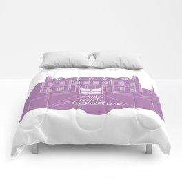 Jane Austen - Pride and Prejudice, Longbourn Comforters
