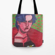Seether (Alien Babe) Tote Bag