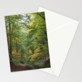 Ten Acre Woods Stationery Cards