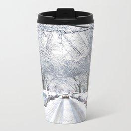 Vortex Vision Metal Travel Mug