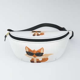 Cool Fox Fanny Pack