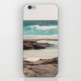 Watching the Waves Roll In iPhone Skin