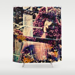 BEAUTIFUL EXPERIENCE #52 Shower Curtain