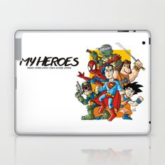 My Heroes Laptop & iPad Skin