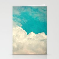 heaven Stationery Cards featuring Heaven by Claudia Drossert