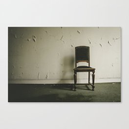 Without Companions Canvas Print