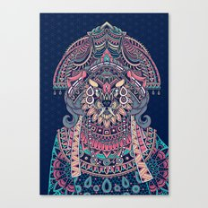 Queen of Solitude Canvas Print
