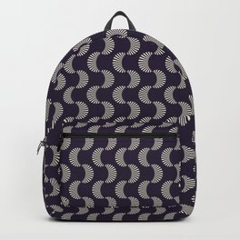 Colored Fifties Pattern 08 Backpack