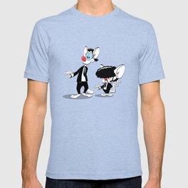 Pinky Vegas & Brain Winnfield T-shirt