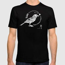 ʻAlala - Hawaiian Crow - Endangered Species of Hawaiʻi T-shirt