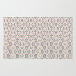 Talk To Her - Abstract Pattern Rug