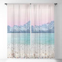 The Island Sheer Curtain