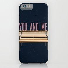 you & me iPhone 6s Slim Case
