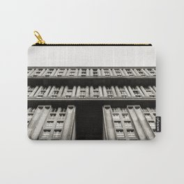 Facade of a monumental residential building I Carry-All Pouch