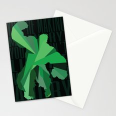 The Hulk - Quote Stationery Cards