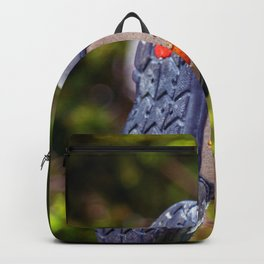 The lonely and lost shoe Backpack