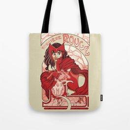 Sorcière Rouge Tote Bag