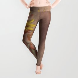 Succulent Delight Leggings