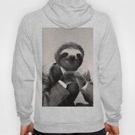 Gentleman Sloth with Assorted Pose Hoody