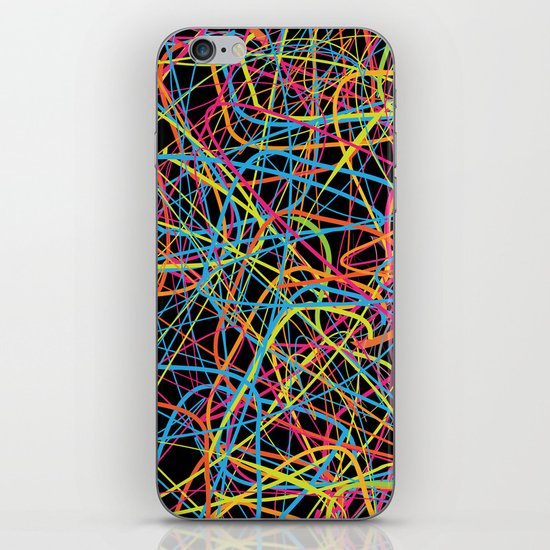 This is a Drunk Pattern iPhone & iPod Skin