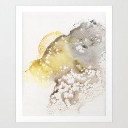 Litmus No. 12 Art Print