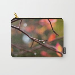 Dripping Colors Carry-All Pouch