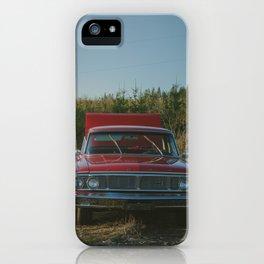 Galaxie iPhone Case