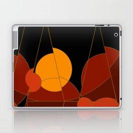 The Yellow One is the Sun Laptop & iPad Skin