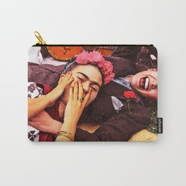 Frida y Chavela Carry-All Pouch