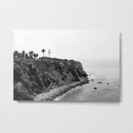 Point Vicente Lighthouse, Rancho Palos Verdes, California Metal Print