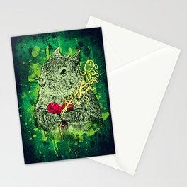 Love Eekhoorn Stationery Cards