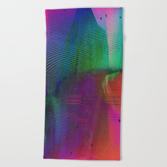 The Rise & Fall Beach Towel