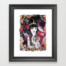 Owner of a Lonely Heart Framed Art Print
