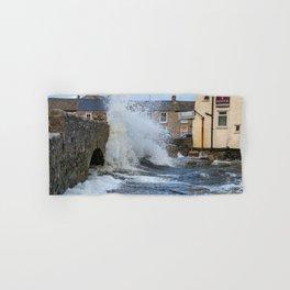Newlyn Bridge Wave  Hand & Bath Towel