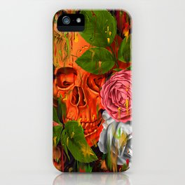 Colors of Death iPhone Case