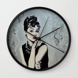 Hepburn Wall Clock