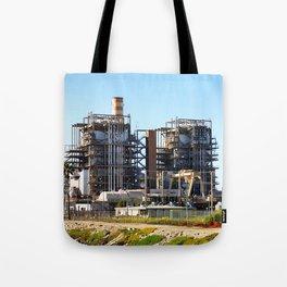 Power Plant Tote Bag