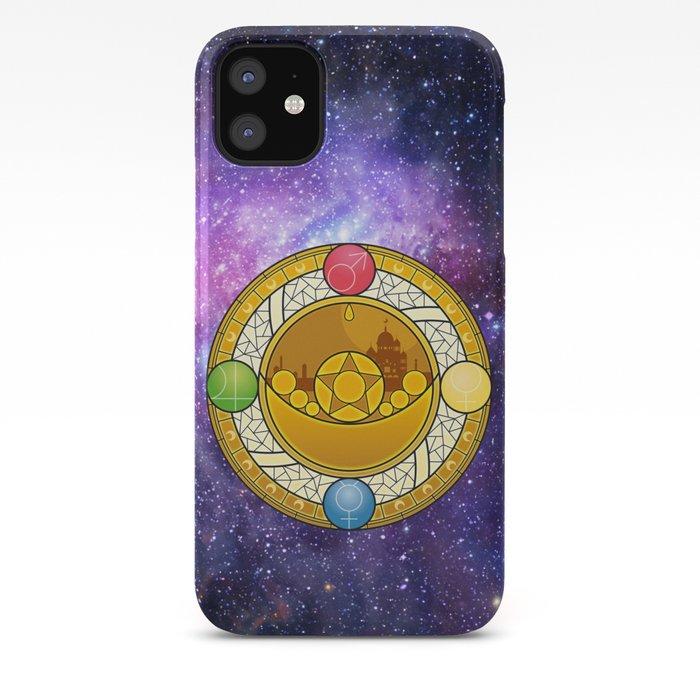 windows sailor moon iphone case