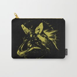 Yellow GDM Sky Carry-All Pouch