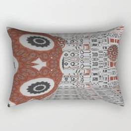 Resurrect Balls 3 Rectangular Pillow
