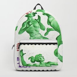 1979 XXII Summer Olympics Backpack