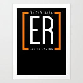 The DeEp_ChAoS - Empire Shirt Art Print