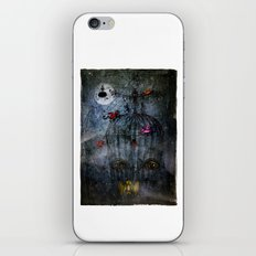 The Cage IV - Abandoned iPhone & iPod Skin