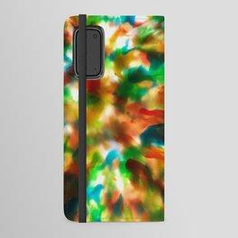 Tie Dye Recycle #preciousplastic Android Wallet Case